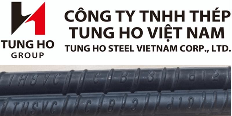 Công ty thép TUNG HO