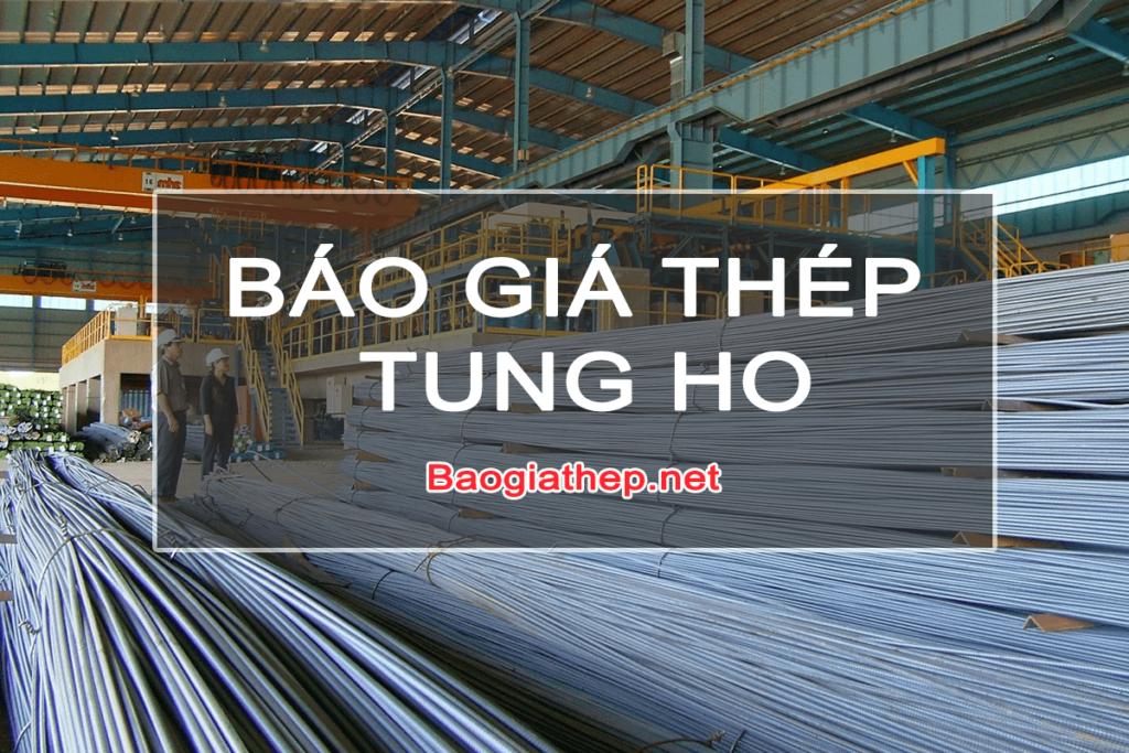 Báo giá thép Tung Ho