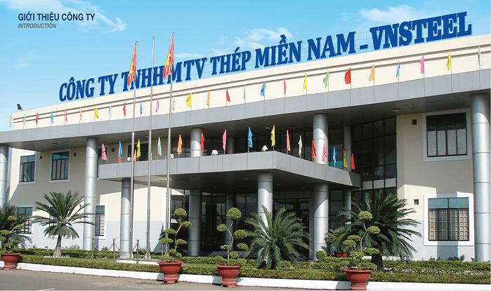 Công ty thép Miền Nam