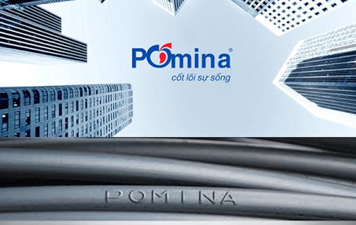Cty thép Pomina
