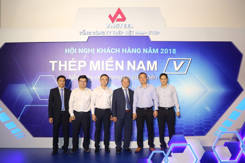 Hội nghị khách hàng thép Miền Nam